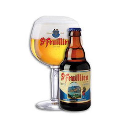 Brasserie Saint Feuillien - Bière - belge - wallonne - Wallonie