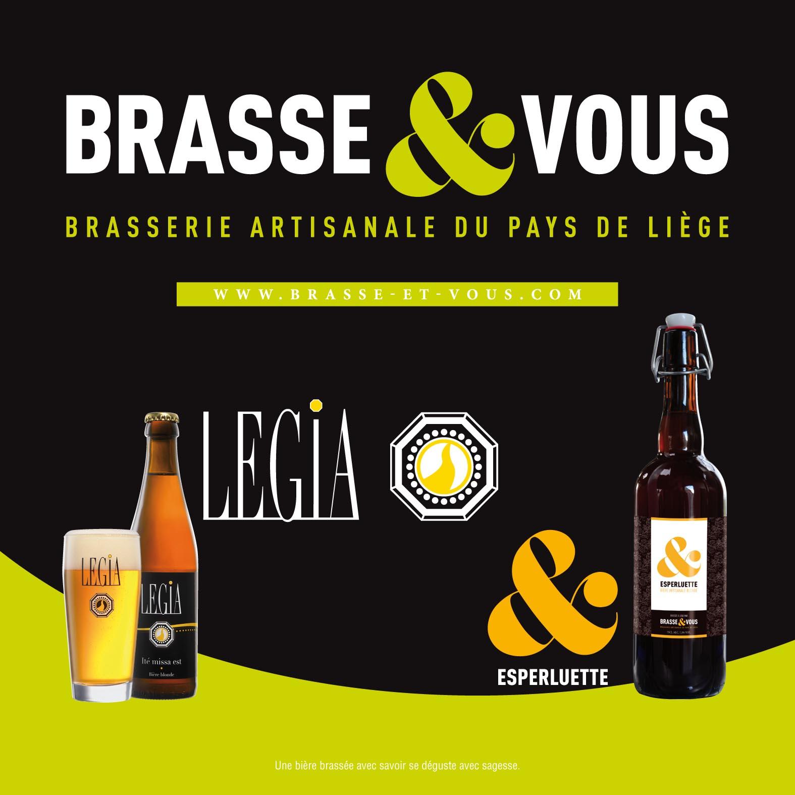 Brasserie Brasse & Vous - Bière - belge - wallonne - Wallonie