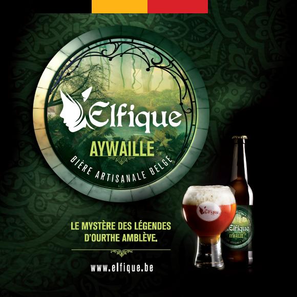 Brasserie Elfique – Bière – belge – wallonne – Wallonie