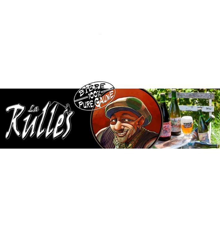 Brasserie Artisanale de Rulles – Bière – belge – wallonne – Wallonie
