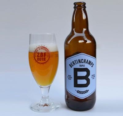 Brasserie Bertinchamps - Bière - belge - wallonne - Wallonie